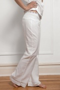smock waist pants